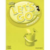 Let's Go Let's Begin 4th Edition WorkBook