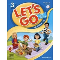 Let's Go 3 - 4th Edition Student Book