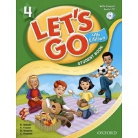 Let's Go 4 - 4th Edition Student Book
