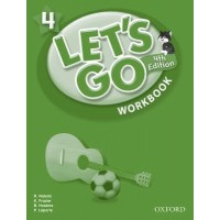 Let's Go 4 - 4th Edition WorkBook
