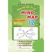 Khám Phá Siêu Tư Duy Mind Map Ngữ Văn Tài Năng 12 Tập 1