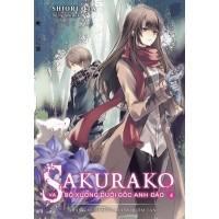 Sakurako Và Bộ Xương Dưới Gốc Anh Đào Tập 4
