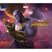 The Art Of Marvel Studios Avengers Infinity War - Cuộc Chiến Vô Cực