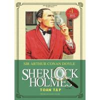 Sherlock Holmes Toàn Tập - Hộp 3 Tập
