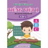 Bài Tập Nâng Cao Tiếng Việt Lớp 1 Tập 2 Biên Soạn Theo Chương Trình Mới