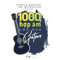 1000 Hợp Âm Cho Đàn Guitare