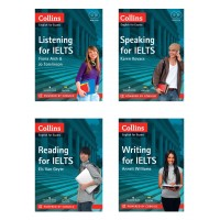 Combo Collins English For Exams - Reading, Writing, Listening, Speaking For IELTS