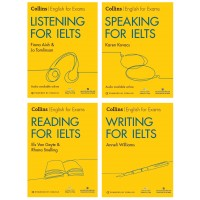 Collins For IELTS 2nd Edition - Trọn Bộ 4 Cuốn