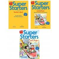 Super Starters 2nd Edition - Trọn Bộ 3 Cuốn