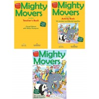 Mighty Movers 2nd Edition - Trọn Bộ 3 Cuốn