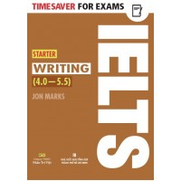 Timesaver for Exams - IELTS Starter Writing 4.0 - 5.5
