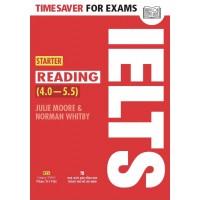 Timesaver for Exams – IELTS Starter Reading 4.0 - 5.5
