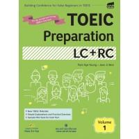 Toeic Preparation LC+RC - Volume 1
