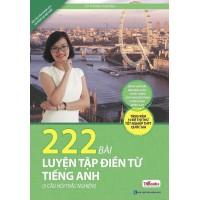 222 Bài Luyện Tập Điền Từ Tiếng Anh