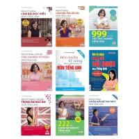 Combo Sách Tiếng Anh Cô Mai Phương (Trọn Bộ 9 Cuốn)