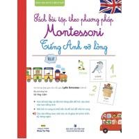 Sách Bài Tập Theo Phương Pháp Montessori - Tiếng Anh Vỡ Lòng
