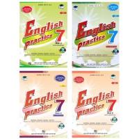 English Practice 7 - Trọn Bộ 4 Cuốn