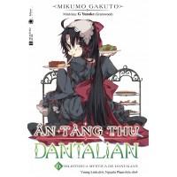 Ẩn Tàng Thư Dantalian Tập 6