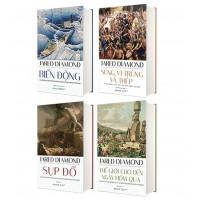 Combo Sách Lịch Sử Nhân Loại - Trọn Bộ 4 Cuốn