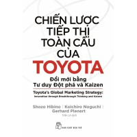 Chiến Lược Tiếp Thị Toàn Cầu Của Toyota - Đổi Mới Bằng Tư Duy Đột Phá Và Kaizen