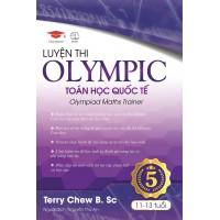 Luyện Thi Olympic Toán Quốc Tế Tập 5 (11-13 Tuổi)