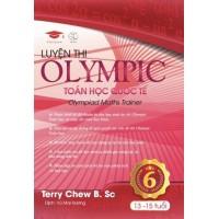 Luyện Thi Olympic Toán Quốc Tế Tập 6 (13-15 Tuổi)