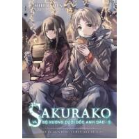 Sakurako Và Bộ Xương Dưới Gốc Anh Đào Tập 5