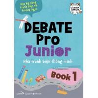 Debate Pro Junior - Nhà Tranh Biện Thông Minh Book1