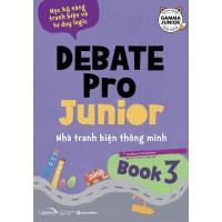 Debate Pro Junior - Nhà Tranh Biện Thông Minh Book3