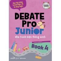 Debate Pro Junior - Nhà Tranh Biện Thông Minh Book4