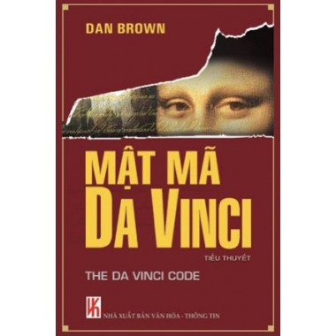 Mật Mã Da Vinci (Bìa Mềm)