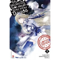 Liệu Có Sai Lầm Khi Tìm Kiếm Cuộc Gặp Gỡ Định Mệnh Trong Dungeon Tập 3 (Bản Siêu Đặc Biệt - Tặng Kèm Bookmark + Postcard PVC)