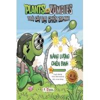 Trái Đại Chiến Zombie - Plants Với Zombie Tập 1 - Năng Lượng Chiến Binh