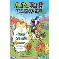 Trái Đại Chiến Zombie - Plants Với Zombie Tập 3 - Phòng Ngự Chắc Chắn