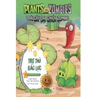 Trái Đại Chiến Zombie - Plants Với Zombie Tập 11 - Trợ Thủ Đắc Lực
