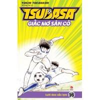 Tsubasa - Giấc Mơ Sân Cỏ Tập 16 - Lưỡi Dao Sắc Lẹm