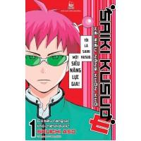Saiki Kusuo - Kẻ Siêu Năng Khốn Khổ (Tập 1) - Có Siêu Năng Lực Khổ Chết Đi Được
