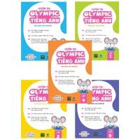 Luyện Thi Olympic Tiếng Anh Tiểu Học - English Olympiad (Trọn Bộ 5 Cuốn)