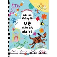 Big Drawing Book - Cuốn Sách Khổng Lồ Vẽ Những Điều Nhỏ Bé