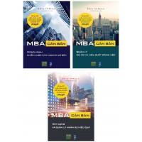 MBA Căn Bản (Trọn Bộ 3 Cuốn)