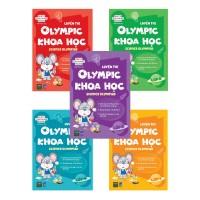 Luyện Thi Olympic Khoa Học Tiểu Học (Bộ 5 Cuốn)