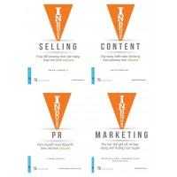 Combo Inbound Selling + Inbound PR + Inbound Marketing + Inbound Content (Trọn Bộ 4 Cuốn)