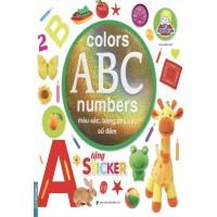 Bé Thông Minh - Colors Abc Number - Màu Sắc, Bảng Chữ Cái, Số Đếm