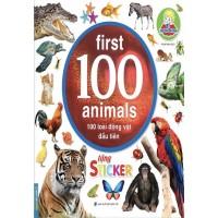 Bé Thông Minh - First 100 Animals - 100 Loài Động Vật Đầu Tiên