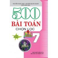 500 Bài Toán Chọn Lọc Lớp 7