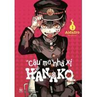 Cậu Ma Nhà Xí Hanako (Tập 1)