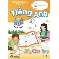 Tiếng Anh Lớp 2 - I Learn Smart Start 2 (Notebook)