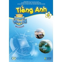 Tiếng Anh Lớp 6 - I Learn Smart World 6 (Work Book)
