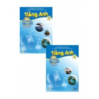 Combo Tiếng Anh Lớp 6 - I Learn Smart World 6 (Student Book + Work Book)