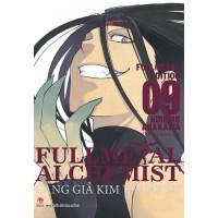 Fullmetal Alchemist - Cang Giả Kim Thuật Sư - Fullmetal Edition (Tập 9)